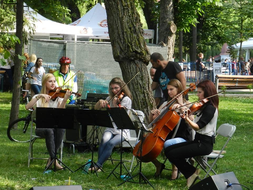 jazz in the park trupa