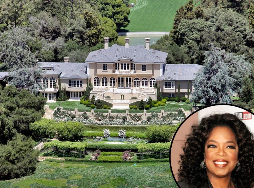 oprah winfrey mansion