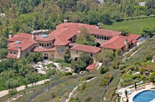 arnold mansion