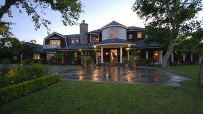 ozzy osbourne mansion