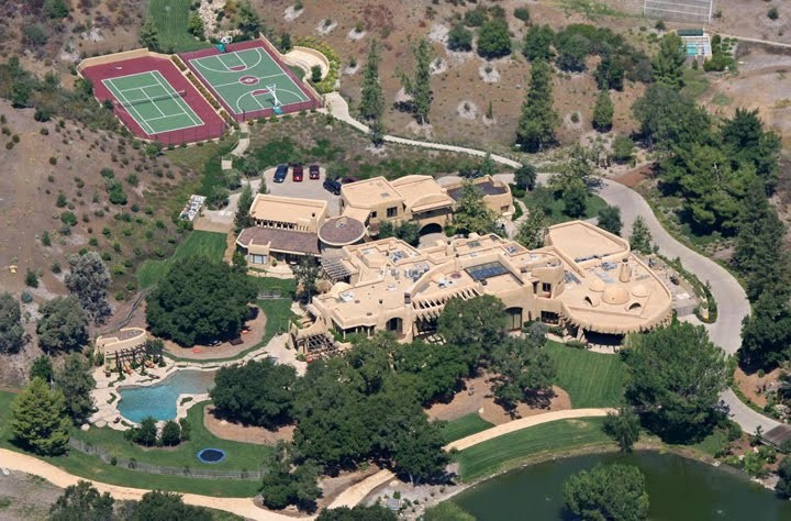 will smith mansion