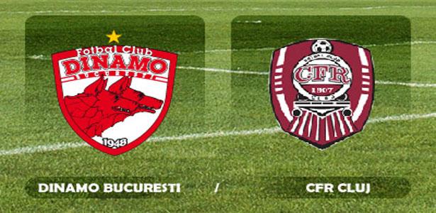 Supercupa României: Dinamo – CFR CLUJ! 14 iulie, ora 21:00, National Arena