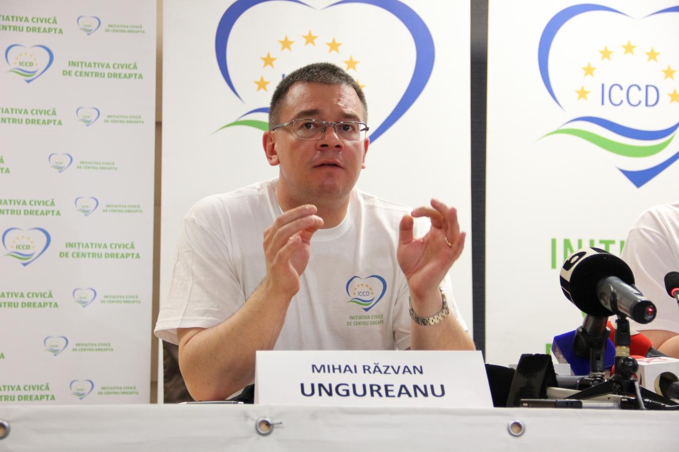 MRU a lansat astăzi la Cluj Iniţiativa Civică de Centru-Dreapta!