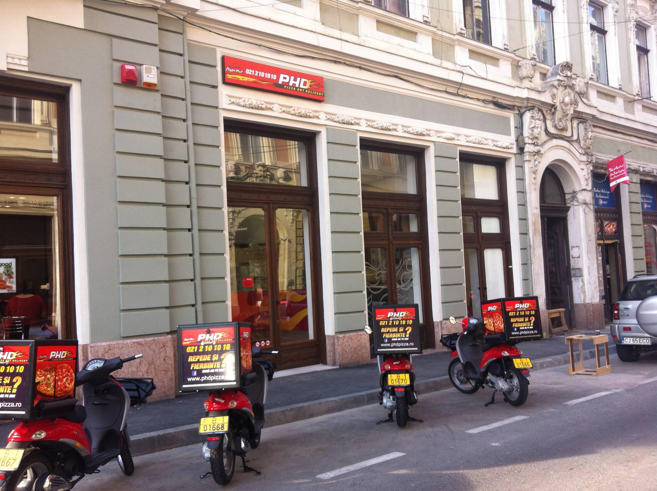 Pizza Hut Delivery a deschis a doua unitate din provincie la Cluj!