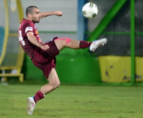 Ceahlăul – CFR Cluj 2-2. Campioana a deraiat la Piatra Neamţ!