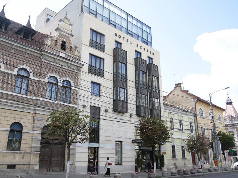 Toamna se inaugurează hotelurile la Cluj: Beyfin şi Hampton