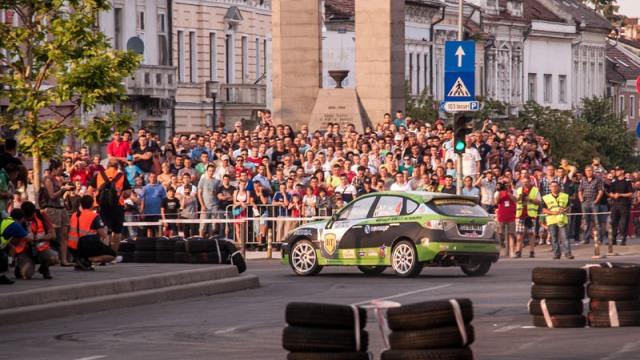 Transilvania Rally impune restricții de circulație în centrul orașului