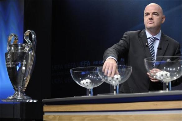 Liga Campionilor: CFR Cluj în grupa H, cu Manchester United, Braga şi Galatasary!