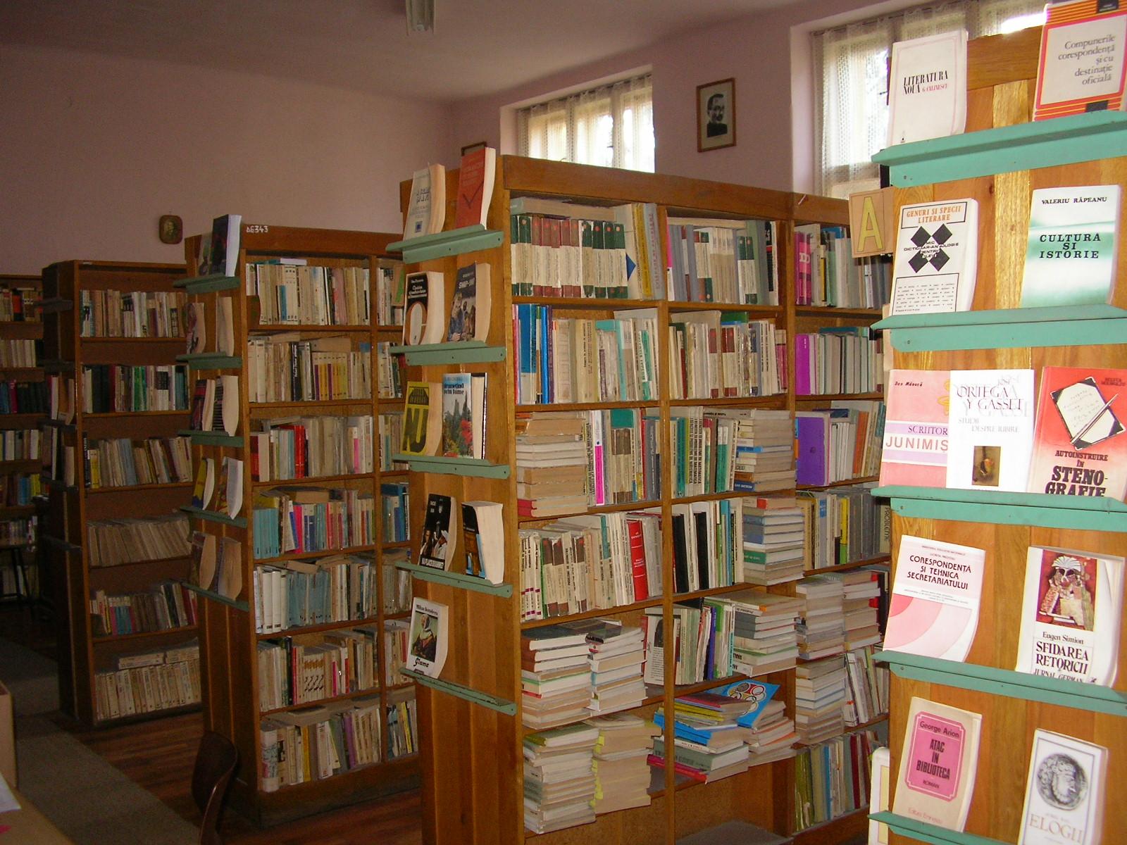 Alte 19 biblioteci clujene se conectează la internet