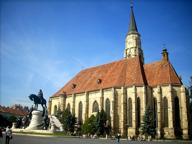 Turnul bisericii Sf. Mihail poate fi vizitat până pe 20 august!