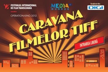 Caravana TIFF continuă în Cluj-Napoca, 3-5 august!