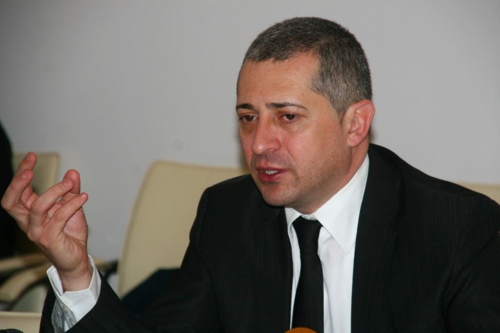 Daniel Don, director AJOFM Cluj