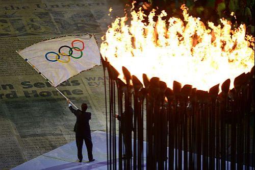 GALERIE FOTO: Punct final la Jocurile Olimpice de la Londra. Ne vedem peste 4 ani în Brazilia