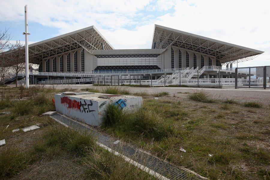 S-a ales praful de bazele sportive utilizate la Jocurile Olimpice din 2004 de la Atena!