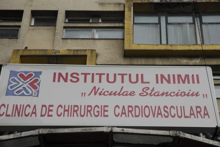 institutul inimii cluj