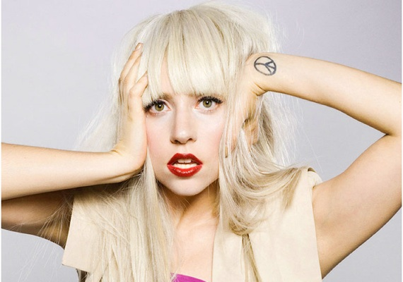 Lady Gaga a venit cu autocarul în România!