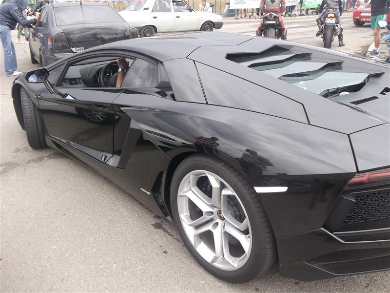 Bolid de 300.000 de euro pe străzile Clujului!