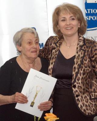 A murit fosta mare antrenoare de gimnastică, Maria Simionescu!