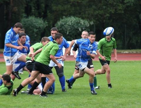 """Campionatul naţional de mini rugby """"Alexandru Paloşanu"""""""