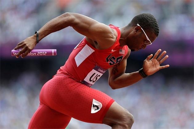 AMBIŢIE: Americanul care a alergat cu un picior rupt la JO 2012