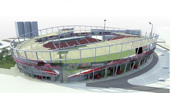 OFICIAL: un nou stadion ultramodern apare în România. Stadionul Municipal din Arad va fi modernizat cu 10 milioane de euro!