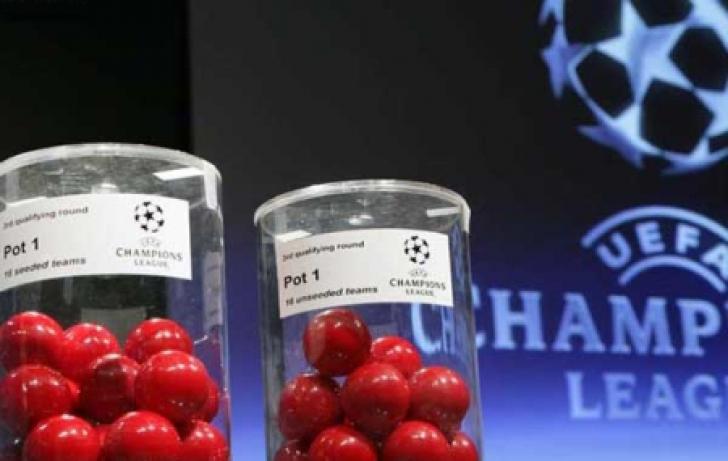 Tragere la sorti UEFA Champions League