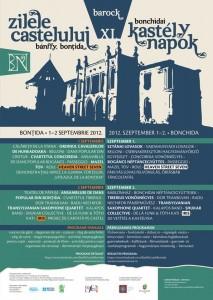 Weekendul acesta vă recomandăm Barock, Zilele Castelului Banffy, la Bonţida!