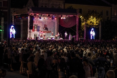 zilele culturale maghiare 2012