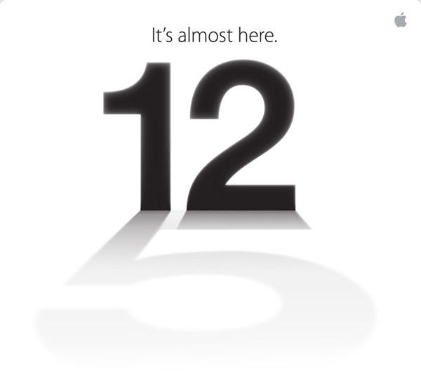 iPhone 5 ar putea fi lansat pe 12 septembrie!