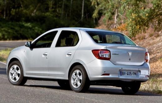 Primele imagini cu Dacia Logan 2, a doua generaţie a berlinei low-cost!