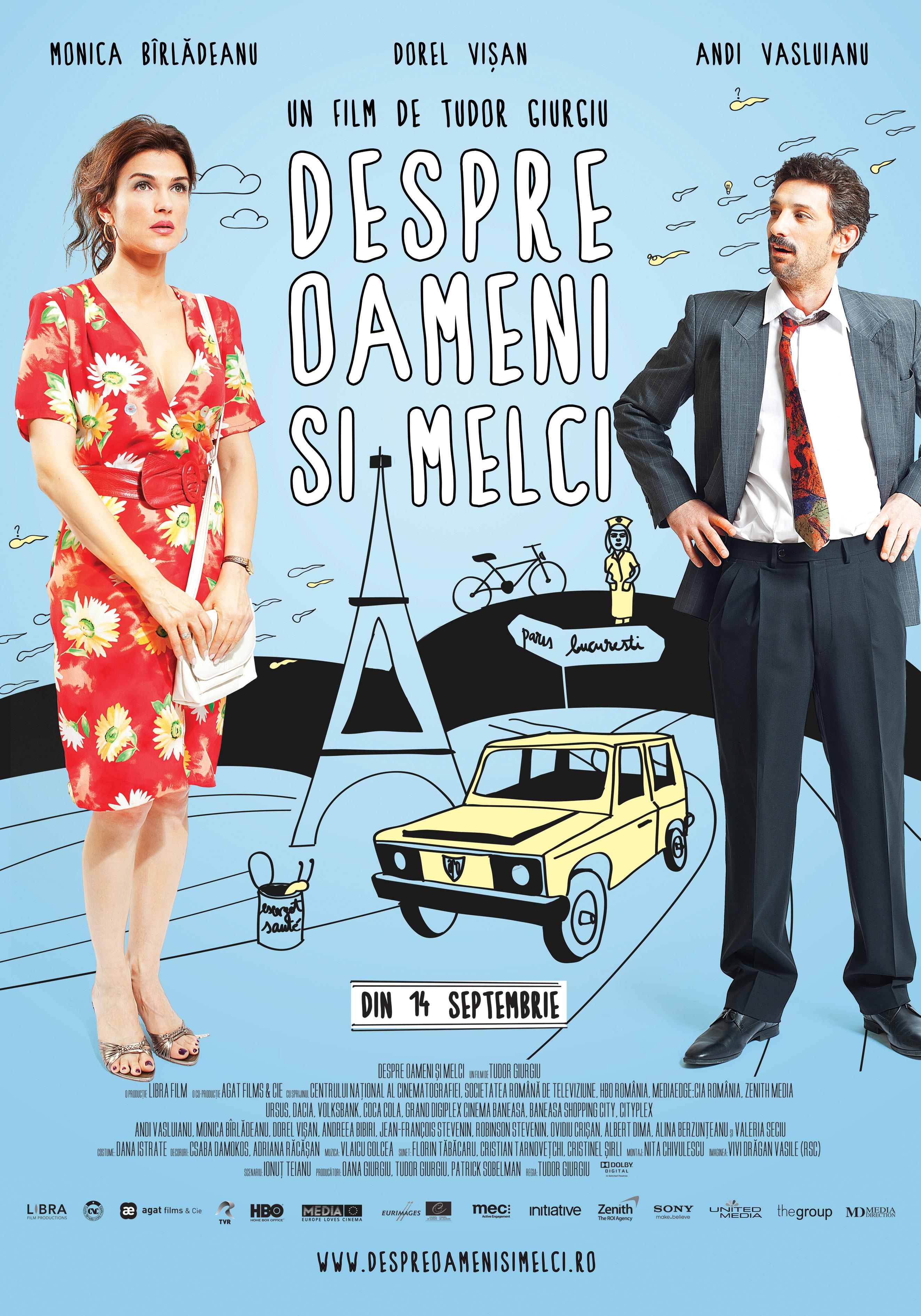 """Avanpremiera """"Despre oameni şi melci"""", mâine la Cinema Florin Piersic!"""