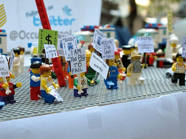 LEGO şi-a deschis reprezentanţă în România!