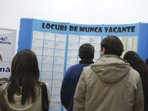 Peste 1500 de persoane au fost selectate la Bursa Locurilor de Muncă la Cluj