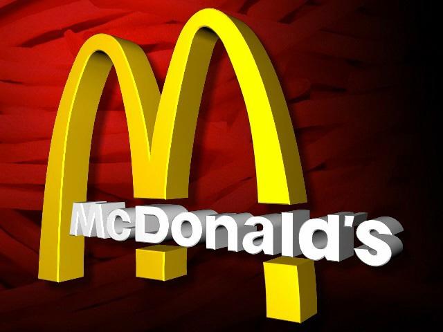 McDonald's afişează începând de astăzi caloriile pe meniu în restaurantele din America!