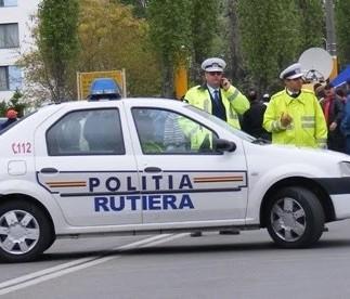 Aproape 3.000 de permise auto, reţinute în prima jumătate a anului de poliţiştii clujeni