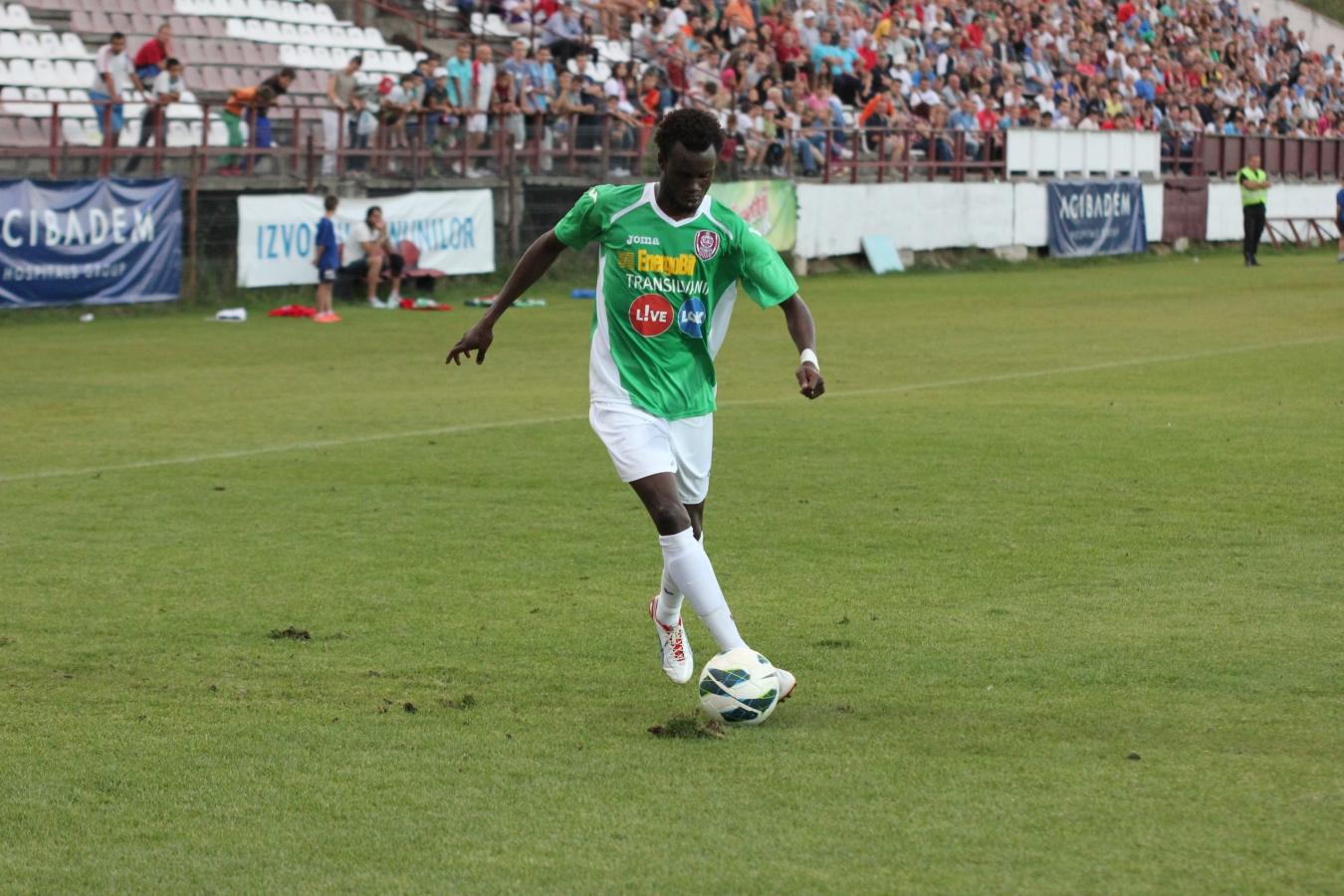 Sougou a scăpat de o accidentare gravă după meciul cu Braga!