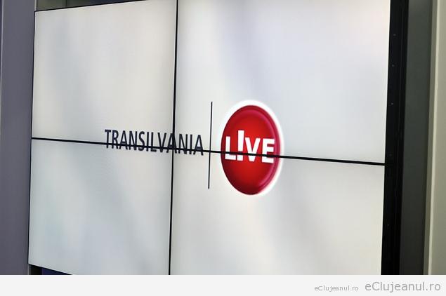 Audienţele Transilvania Live şi Look egale cu ZERO!