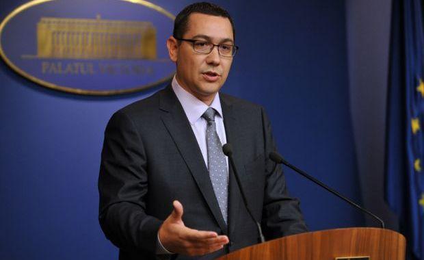 Ponta are chef de glume. Ne ameninţă că se retrage din politică după alegerile prezidenţiale!