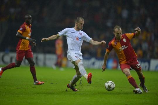"""Egalul care ne dă speranţe pentru """"primăvara europeană"""". Galatasaray – CFR 1-1!"""
