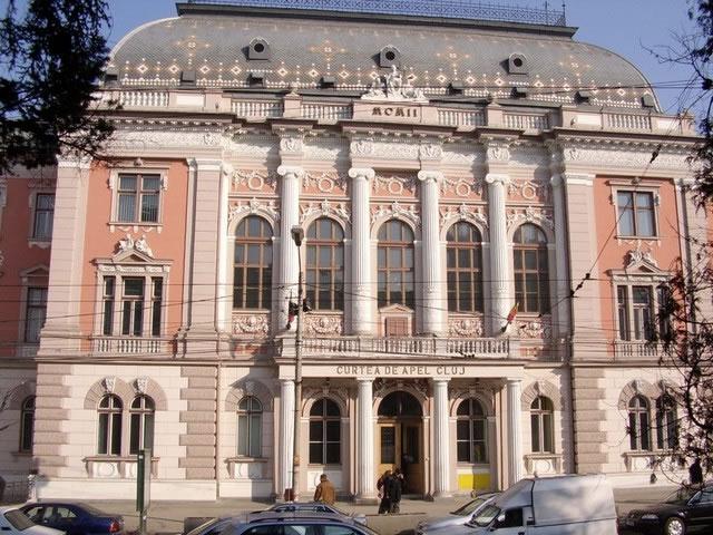 Zilele Portilor Deschise la Curtea de Apel Cluj