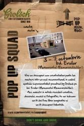 3-7 octombrie – Ateliere de creativitate Grolsch, pe Bulevardul Eroilor!