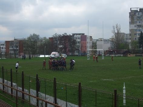 Rugbyştii clujeni au obţinut locul şapte la Campionatul Naţional de rugby în 7!