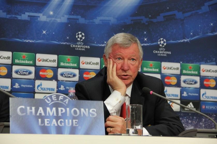 """Ferguson: """"CFR se poate califica dacă va avea cinci puncte după următoarele două meciuri"""""""