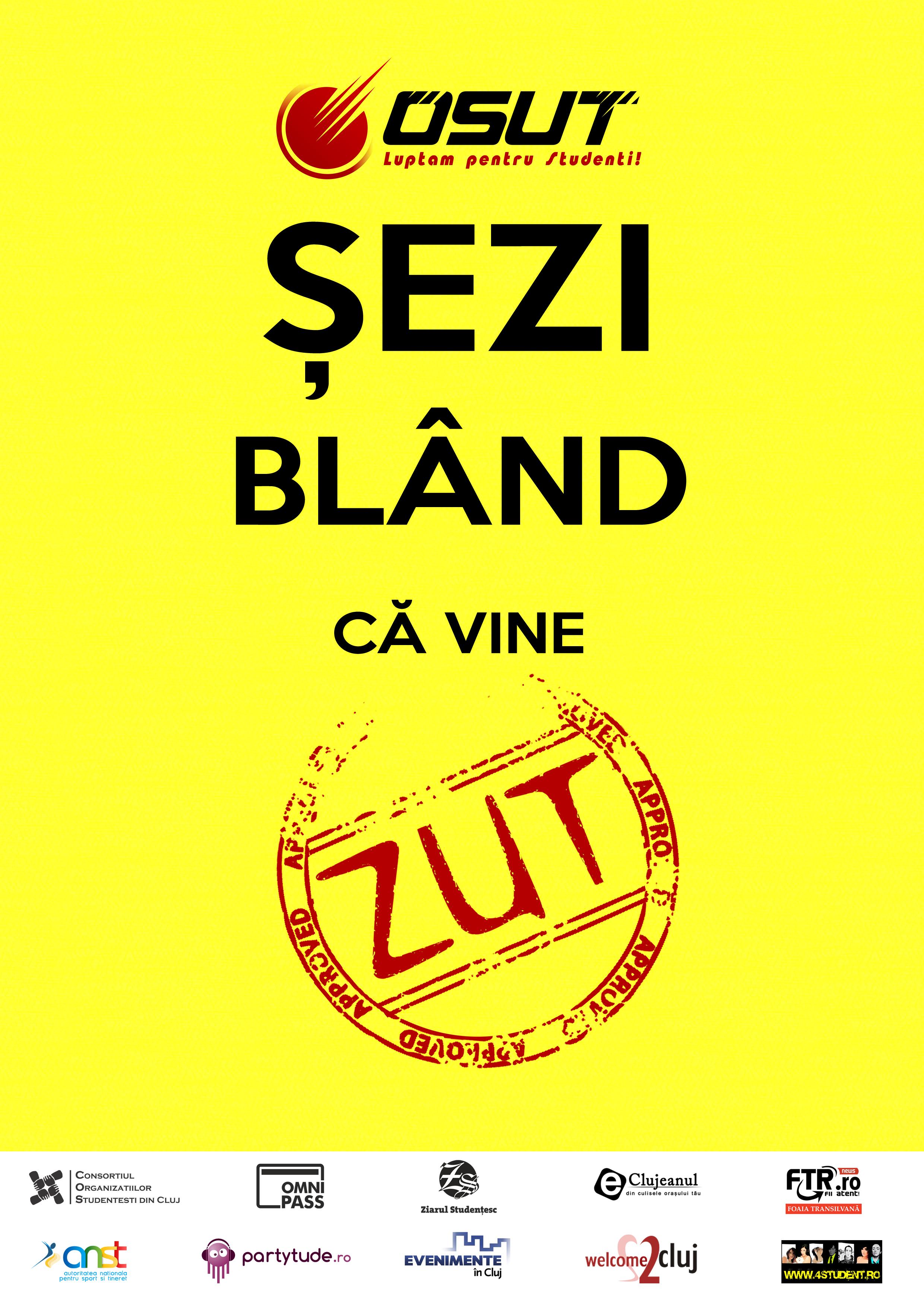 În perioada 5-23 noiembrie vor avea loc Zilele Universităţii Tehnice Cluj (ZUT)!