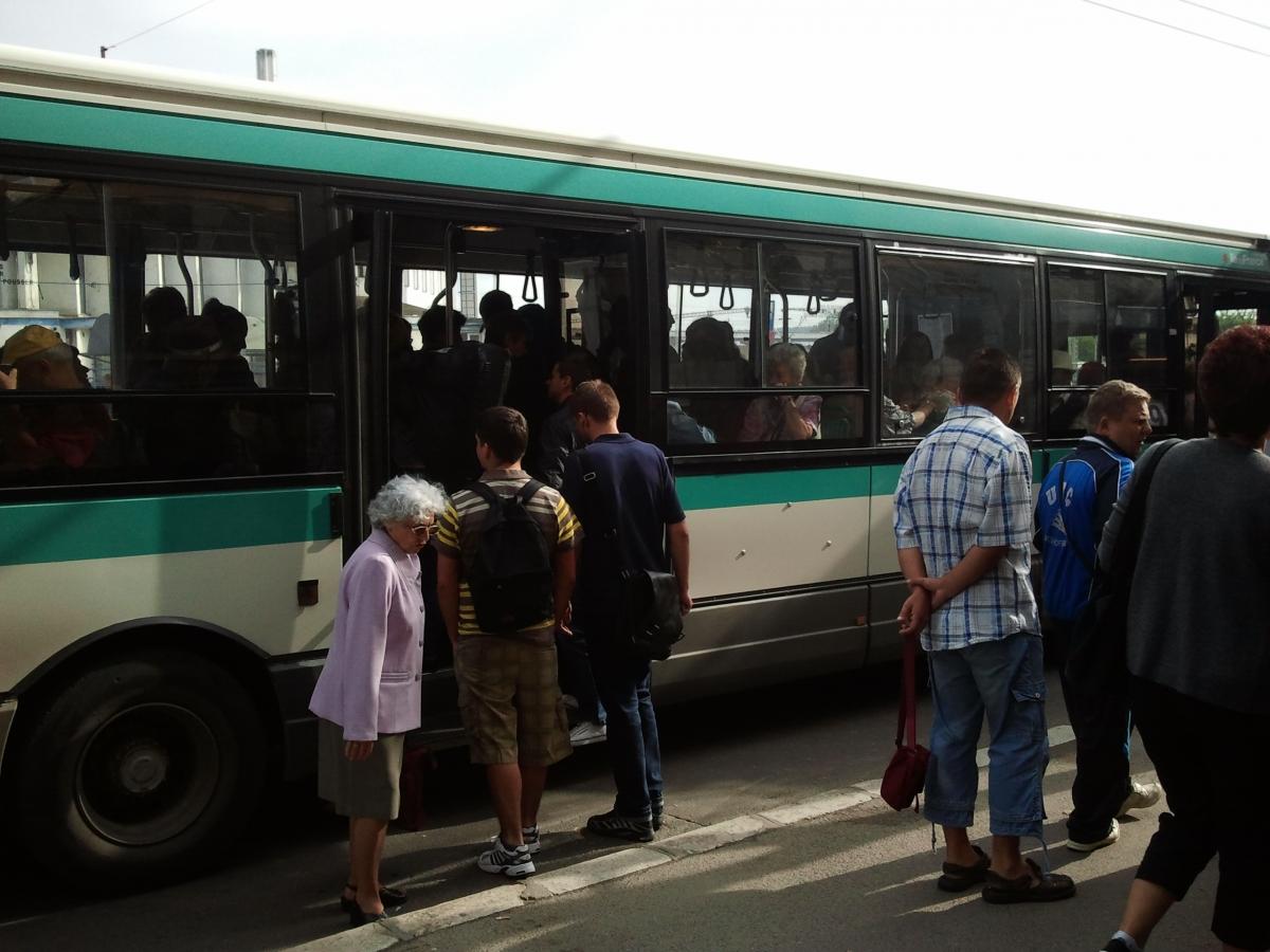Programul mijloacelor de transport în comun de Sărbători