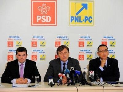 Ponta şi Antonescu vin la Cluj pentru lansarea candidaţilor USL!