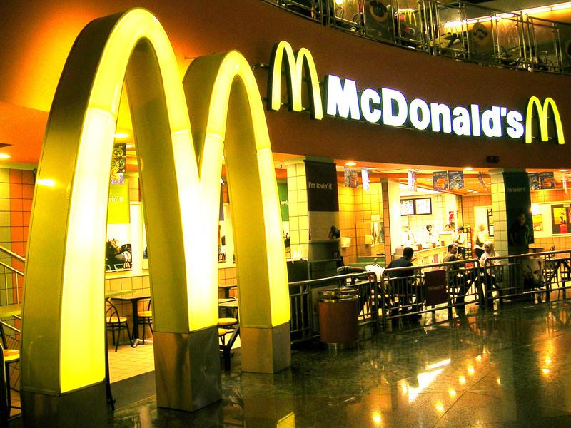 McDonald's din Piaţa Mihai Viteazul se redeschide cu un Mc Cafe!
