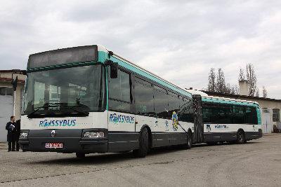 RATUC-ul, actual Compania de Transport Public, ajunge si in comuna Baciu. Vezi noul traseu