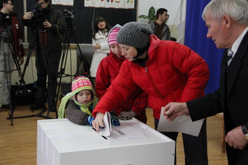 alegeri electorale 2012