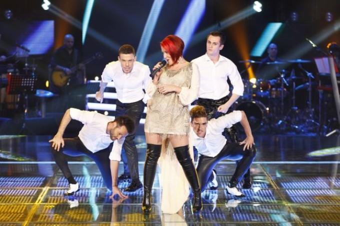 """Fosta concurentă la """"Vocea României"""", solista Aminda a deschis prima şcoală de muzică din Cluj-Napoca"""